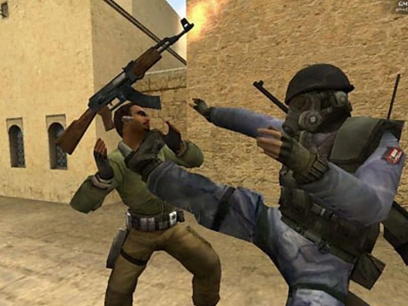 Как профессионально играть в Counter-Strike 1.6