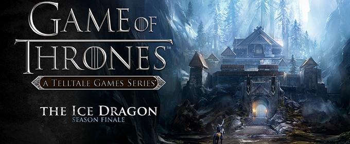Обзор Game of Thrones: Episode 6 - The Ice Dragon
