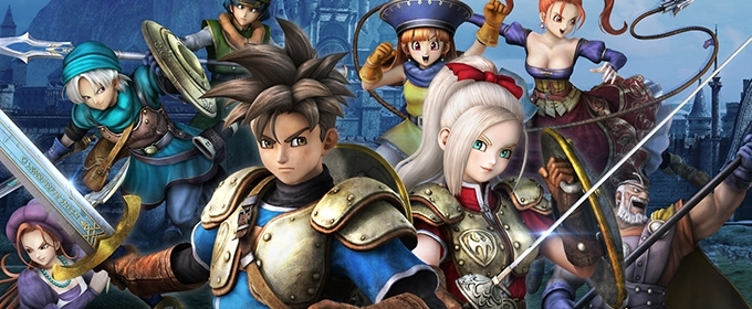 Обзор Dragon Quest Heroes: The World Tree's Woe and the Blight Below