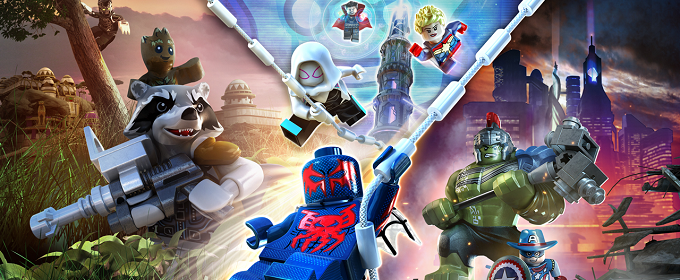 Обзор LEGO Marvel Super Heroes 2
