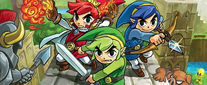 Обзор The Legend of Zelda: Tri Force Heroes