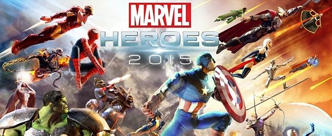 Обзор Marvel Heroes 2015