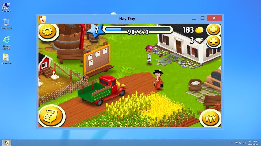Скачать файл игры hay day
