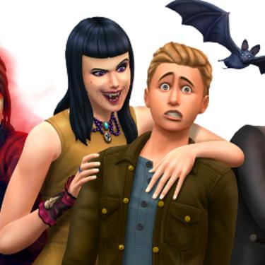Обзор The Sims 4 - Vampires