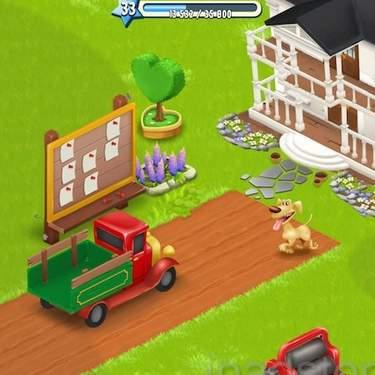 Как начать игру Hay Day заново?