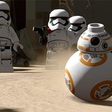 Обзор LEGO Star Wars: The Force Awakens