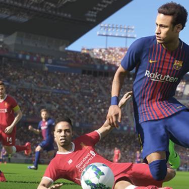 Обзор Pro Evolution Soccer 2018