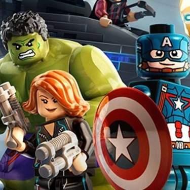 Обзор LEGO Marvel's Avengers