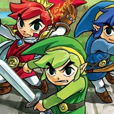 Обзор The Legend of Zelda: Tri Force Heroes