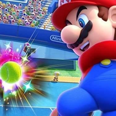 Обзор Mario Tennis: Ultra Smash