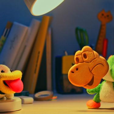 Обзор Poochy & Yoshi's Woolly World