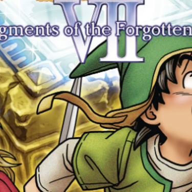Обзор Dragon Quest VII: Fragments of the Forgotten Past