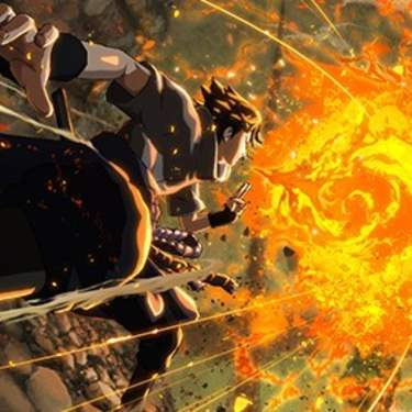 Обзор Naruto Shippuden: Ultimate Ninja Storm 4