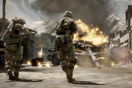 Краткий обзор Battlefield: Bad Company