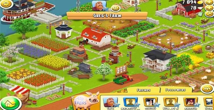 Hay Day играть онлайн