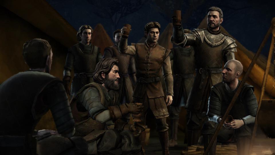 «Игра престолов» в видеоиграх
