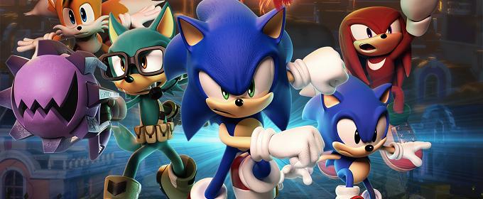 Обзор Sonic Forces