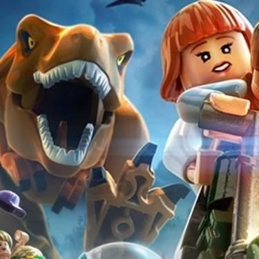 Обзор LEGO Jurassic World