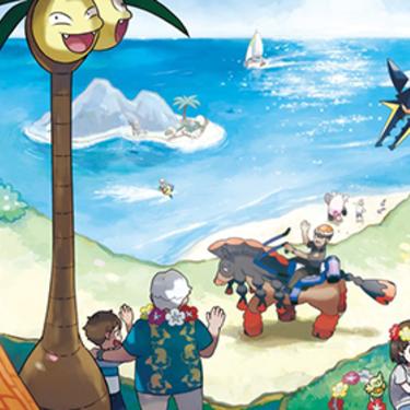 Обзор Pokemon Moon