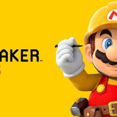 Обзор Super Mario Maker for Nintendo 3DS