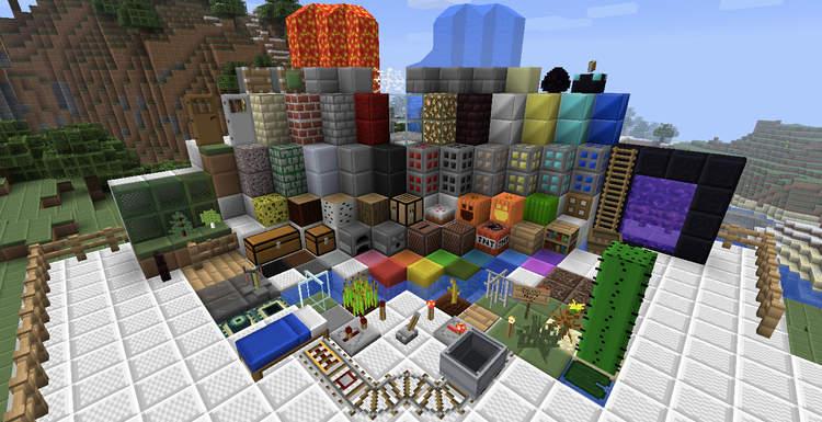 Лучшие модификации для Minecraft