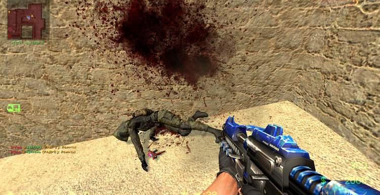Сборка Counter-Strike: Source v34